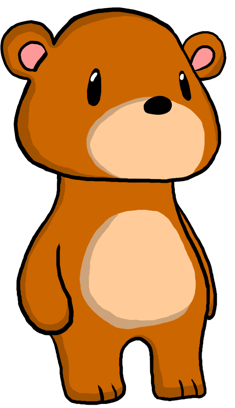 Hodhod's Cute Animal Friends messages sticker-2