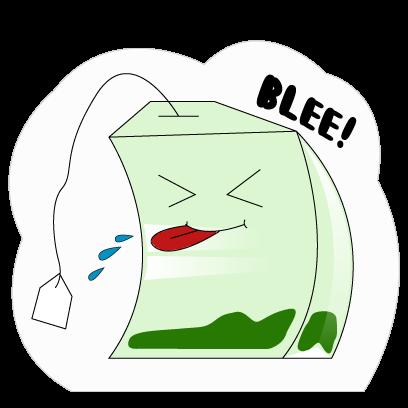 Matcha Sticker Pack messages sticker-1