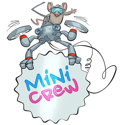 ToonQuest: Minicrew Stickers messages sticker-10