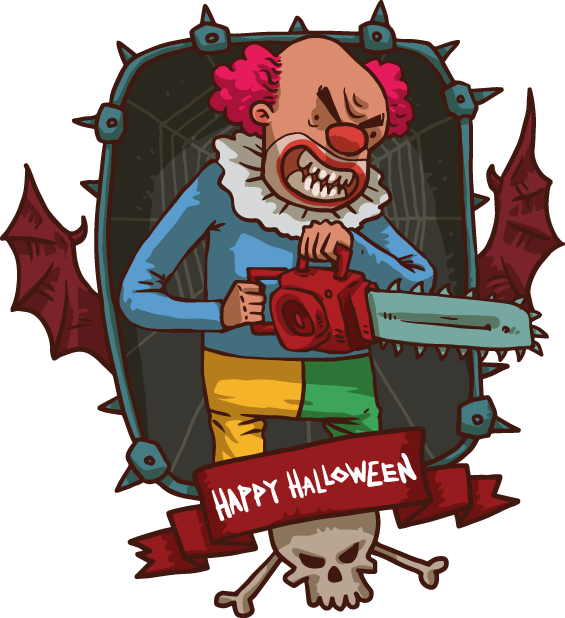 Halloween Pack 4 - Stickers for iMessage messages sticker-7