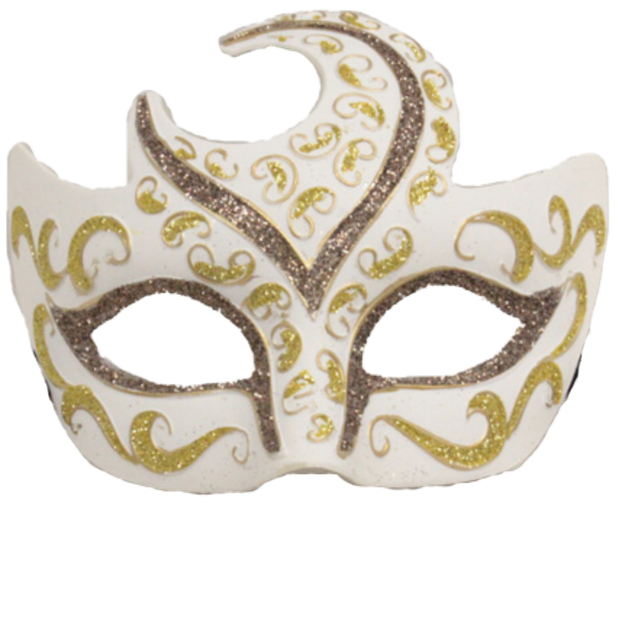 Party Costume Masks messages sticker-9