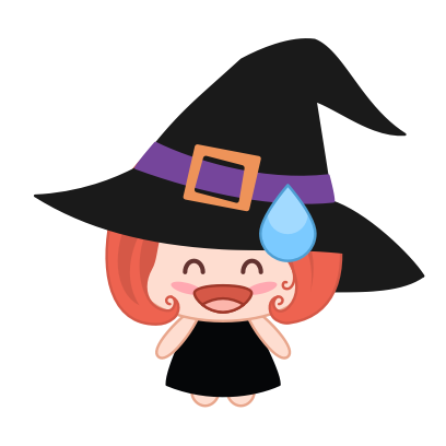 Wikie - The Little Witch messages sticker-6