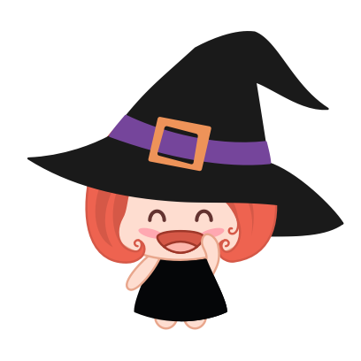 Wikie - The Little Witch messages sticker-3