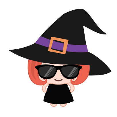 Wikie - The Little Witch messages sticker-9