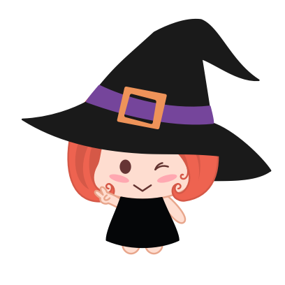 Wikie - The Little Witch messages sticker-11