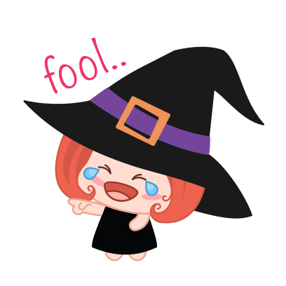 Wikie - The Little Witch messages sticker-8