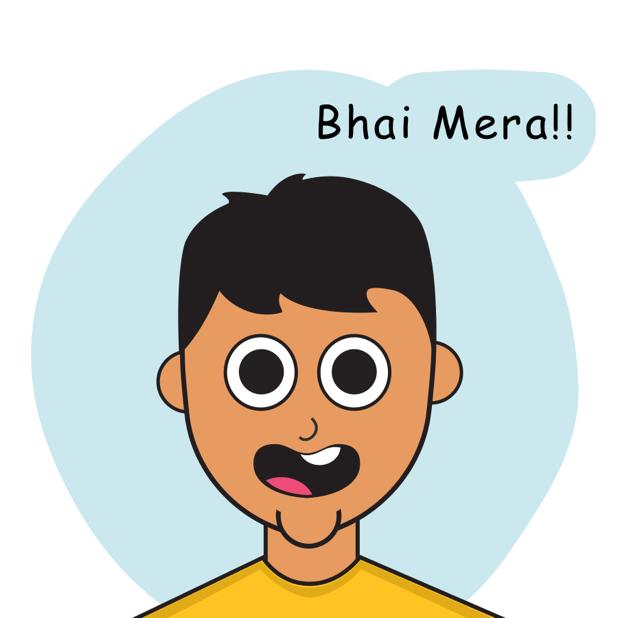 Pappu Stickers messages sticker-7