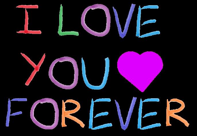 I Love U messages sticker-1