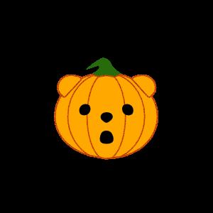 Panda in Halloween - cute sticker messages sticker-3