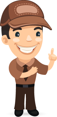 Cartoon people - Stickers for iMessage messages sticker-8