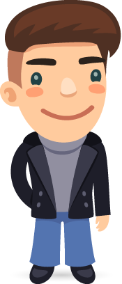 Cartoon people - Stickers for iMessage messages sticker-10