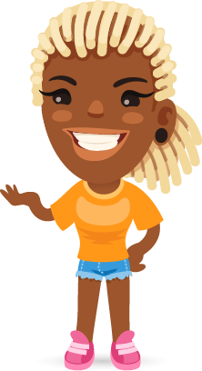 Cartoon people - Stickers for iMessage messages sticker-5