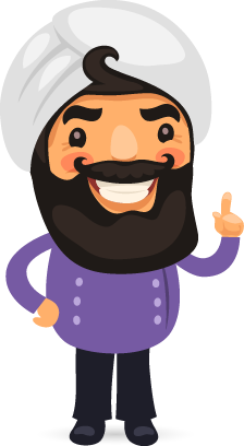 Cartoon people - Stickers for iMessage messages sticker-0