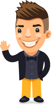 Cartoon people - Stickers for iMessage messages sticker-7