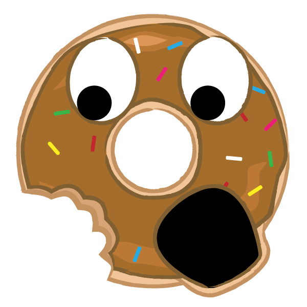 Donut Indulgence Stickers messages sticker-8