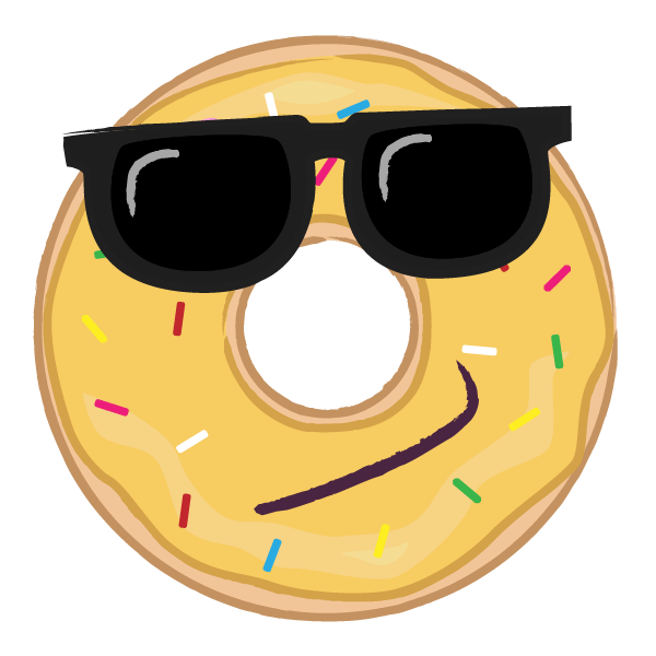 Donut Indulgence Stickers messages sticker-2