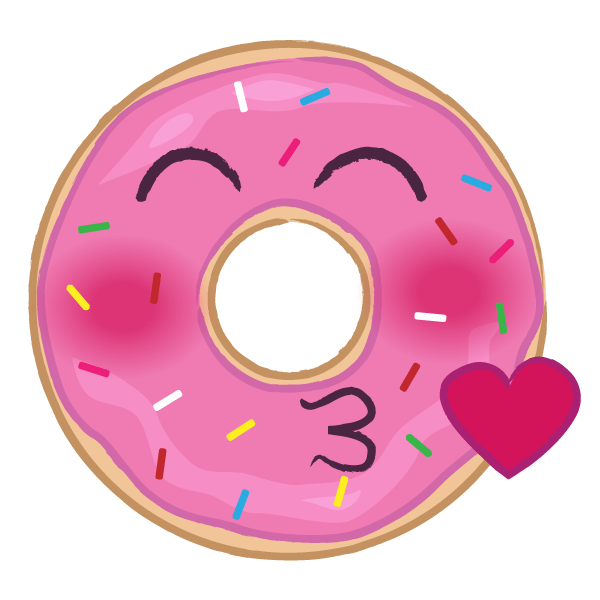 Donut Indulgence Stickers messages sticker-5