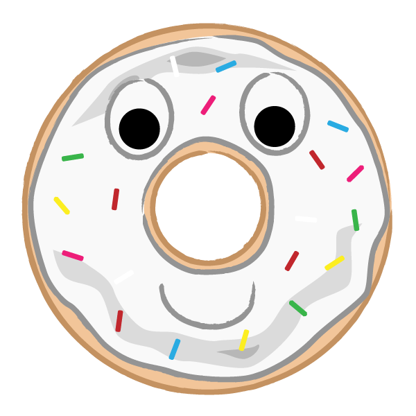 Donut Indulgence Stickers messages sticker-9