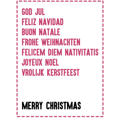 Christmas Stickers - Presents messages sticker-6
