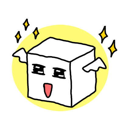 Tofu Character Sticker 2 messages sticker-1
