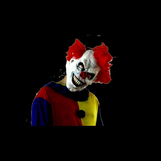 Killer Clown Stickers messages sticker-1