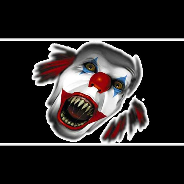 Killer Clown Stickers messages sticker-10