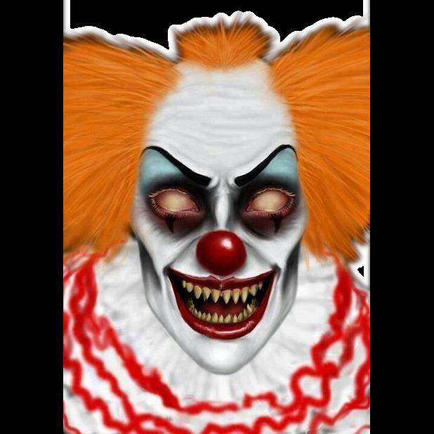 Killer Clown Stickers messages sticker-8