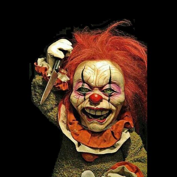 Killer Clown Stickers messages sticker-11
