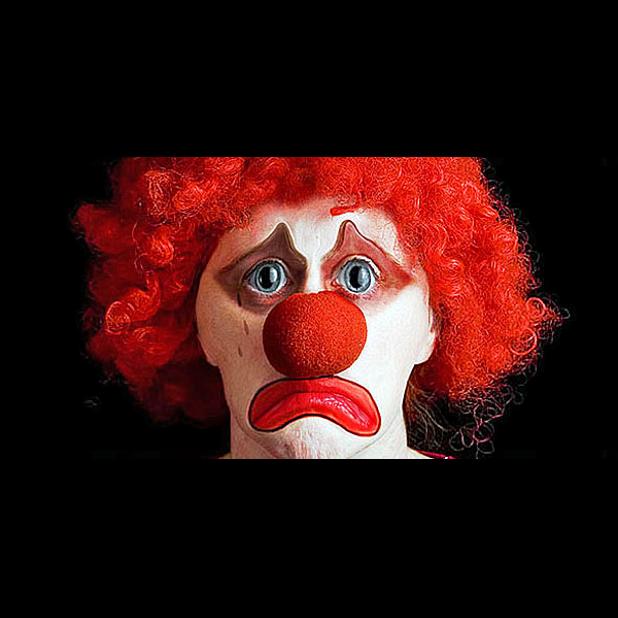 Killer Clown Stickers messages sticker-4