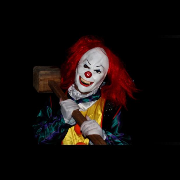 Killer Clown Stickers messages sticker-7
