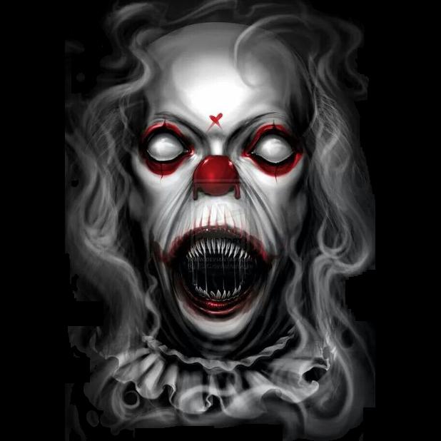 Killer Clown Stickers messages sticker-5