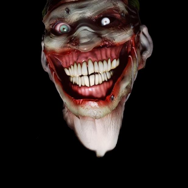 Killer Clown Stickers messages sticker-2