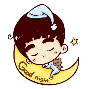 Baby K − NHH Stickers messages sticker-5