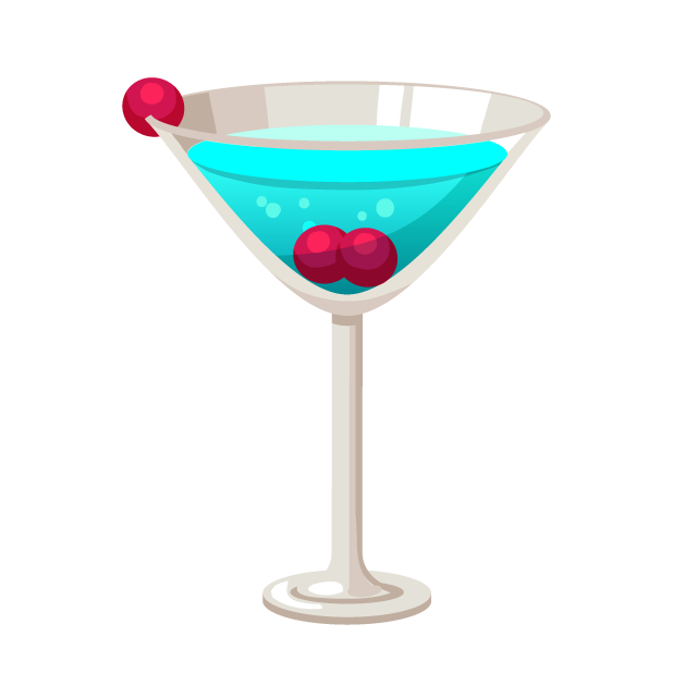 Cocktails Party - Stickify® messages sticker-9