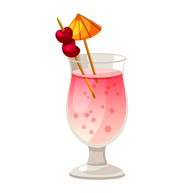 Cocktails Party - Stickify® messages sticker-0