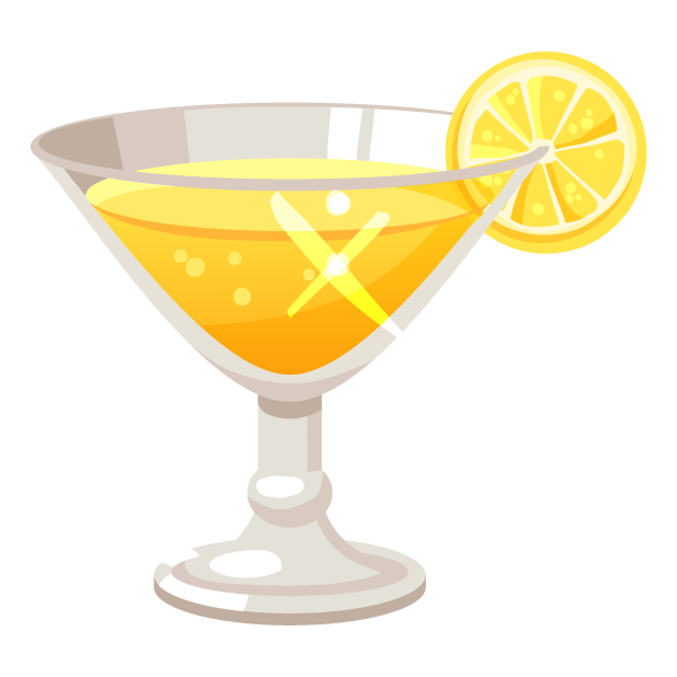 Cocktails Party - Stickify® messages sticker-4