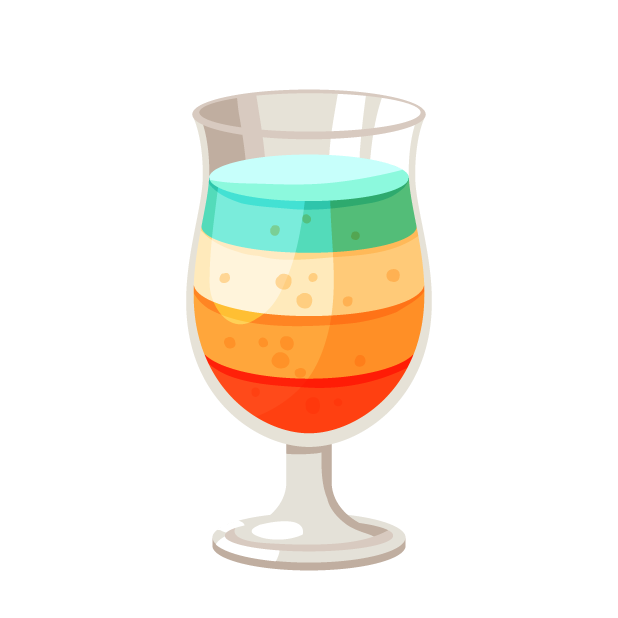 Cocktails Party - Stickify® messages sticker-8