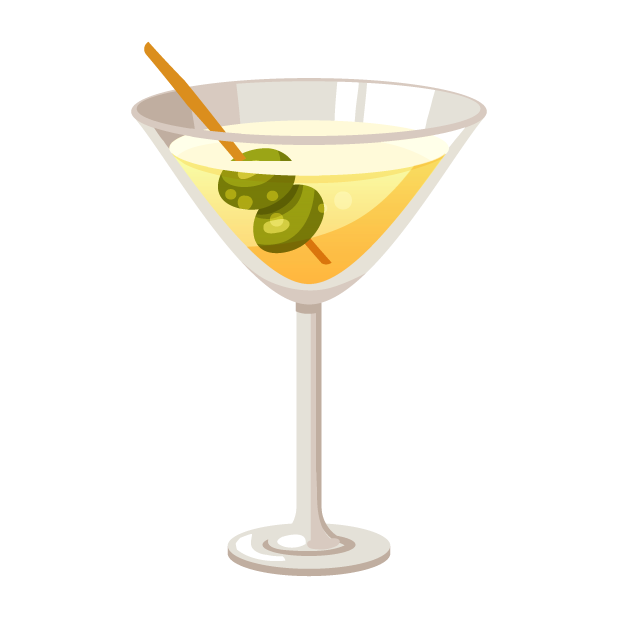 Cocktails Party - Stickify® messages sticker-6