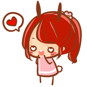 Nini Bunny Series One − NHH Stickers messages sticker-6
