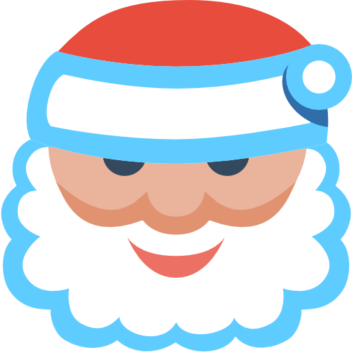 Super Santa - Christmas Stickers for iMessage messages sticker-1