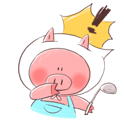 Super busy piggy messages sticker-10