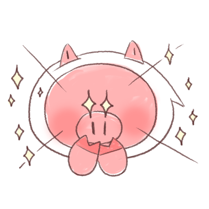 Super busy piggy messages sticker-6