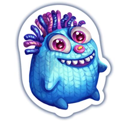 Fancy Blast - Match 3 Puzzles messages sticker-1