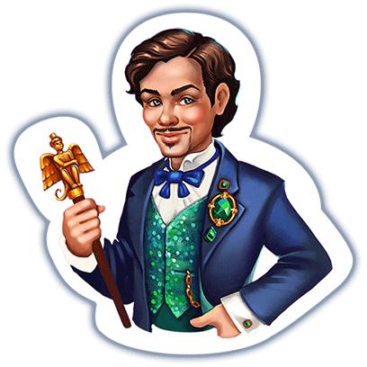 Fancy Blast - Match 3 Puzzles messages sticker-8