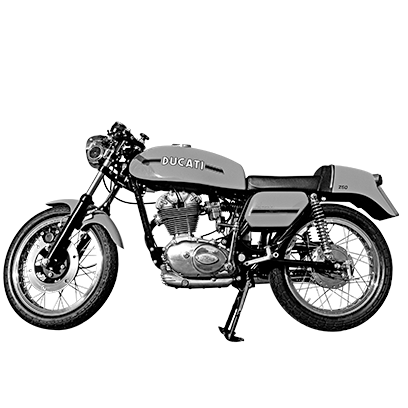 Classic Motorcycle Stickers messages sticker-7