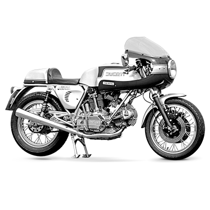 Classic Motorcycle Stickers messages sticker-8