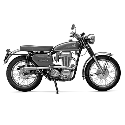 Classic Motorcycle Stickers messages sticker-2