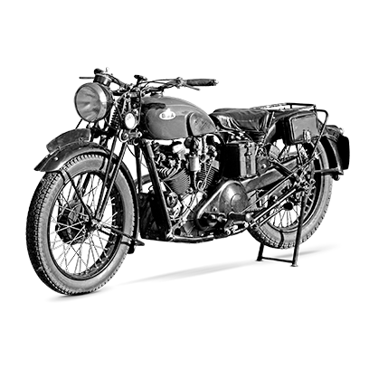 Classic Motorcycle Stickers messages sticker-6