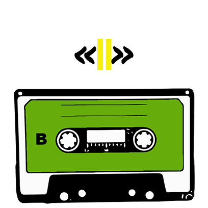 Funny Cassette - Stickers for iMessage messages sticker-8