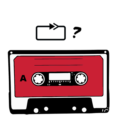 Funny Cassette - Stickers for iMessage messages sticker-9